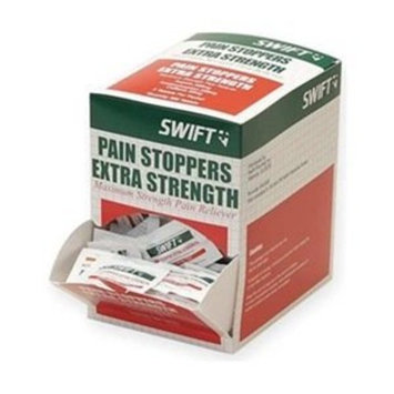 Extra Strength Pain Stopper, 250mg, PK500