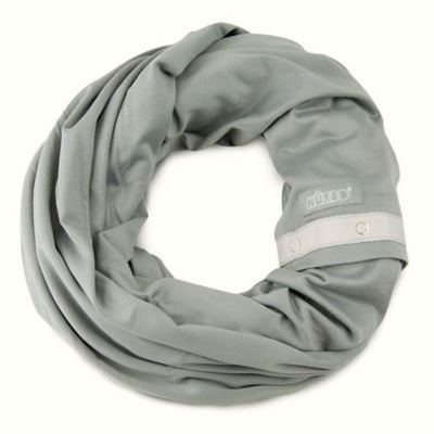 Babies R Us NuRoo Nursing Scarf - Grey