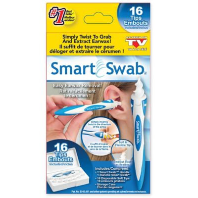 Smart Swab™ Ear Wax Removal Swab