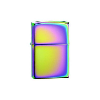 Zippo 151 Classic Spectrum Chrome Windproof Pocket Lighter