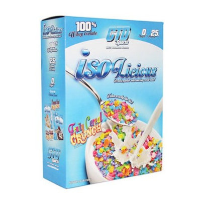 ISOLICIOUS FRUITY CEREAL 1.6LB