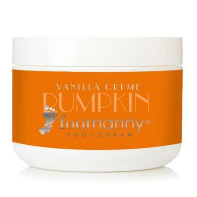 Footnanny 8 oz. Pumpkin Vanilla Foot Cream