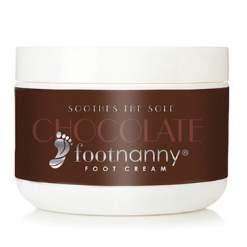 Footnanny 8 oz. Chocolate Foot Cream