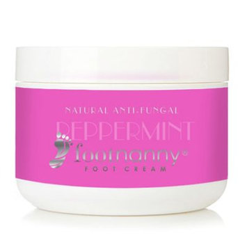 Footnanny 8 oz. Peppermint Foot Cream