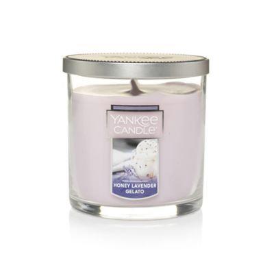 Yankee Candle(R) Honey Lavender Gelato Tumbler 7 Ounce, Light Purple