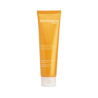 Phytomer Sun Radiance Self-Tanning Cream 125 ml