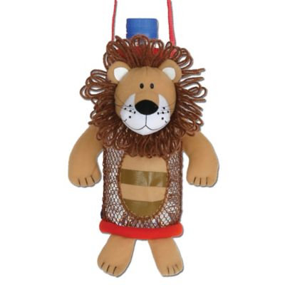 Stephen Joseph® Lion Bottle Buddy in Brown