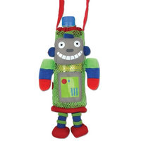 Stephen Joseph® Robot Bottle Buddy in Grey
