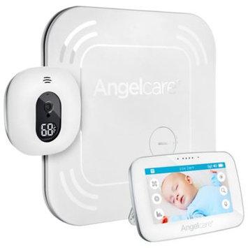 AngelCare 4.3 Video Movement Monitor w/Wireless Pad-1 Camera, Multi-Colored