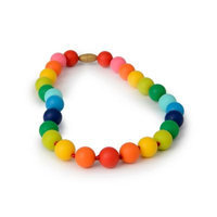 Chewbeads Juniorbeads Christopher Jr. Rainbow Necklace