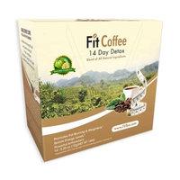 Fit Tea FitTea(tm) Fit Coffee 14 Day Detox