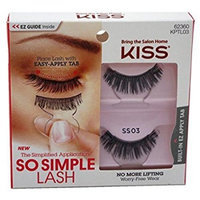 Kiss Products Inc Kiss So Simple Lash Eyelashes, KTPL03