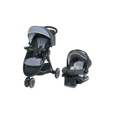 Graco FastAction Sport LX Travel System - Austin