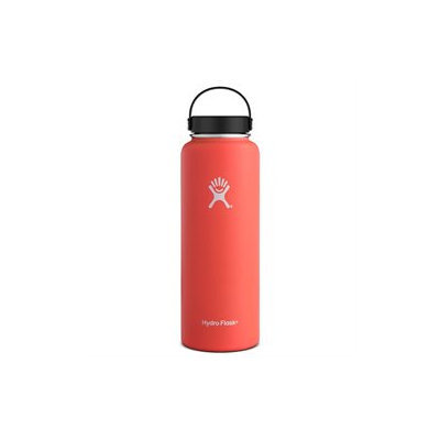 Hydro Flask 40oz Wide Mouth Vacuum Insulated Stainless Steel Water Bottle w/Flex Cap