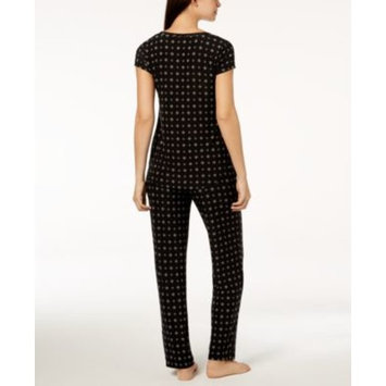 Printed Pajama Top & Pants Sleep Separates, Created for Macy's