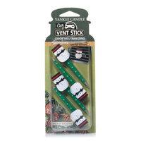 Yankee Candle Balsam & Cedar Smart Scent(tm)Vent Clip 0.13 Ounce, Green