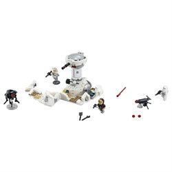 Star Wars: Hoth Attacks #75138