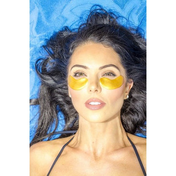 GOLD EYE LIFT MASK 6 PACK REDUCE PUFFINESS MINIMIZES WRINKLES AND FINE LINE LIFTS SIDES OF THE EYES AND LIGHTENS DARK CIRCLES