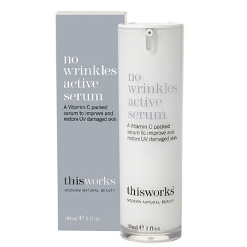 this works No Wrinkles Active Serum (30ml)