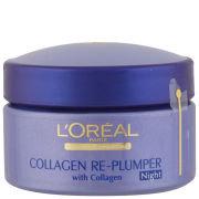 Skinceuticals L'Oreal Paris Dermo Expertise Collagen Wrinkle De-Crease Replumping Night Cream (50ml)