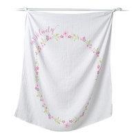 Babies R Us Lulujo Milestone Blanket & Cards - Isn't She Lovely