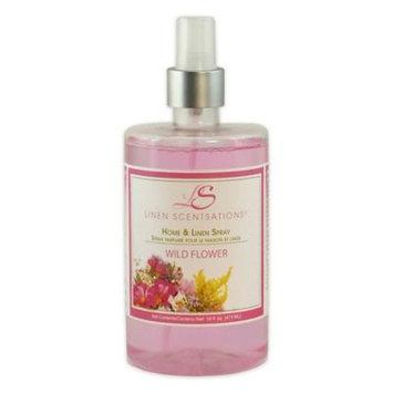 Linen Scentsations 16 oz. Wild Flower Home and Linen Spray