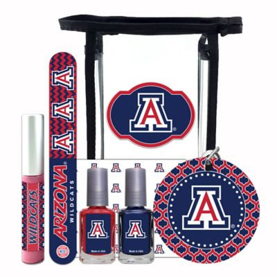 University of Arizona 5-Piece Women's Beauty Set