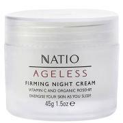 Natio Ageless Firming Night Cream (45g)
