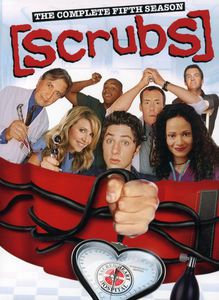 Scrubs-5th Season [dvd/3 Disc] (buena Vista Home Video)