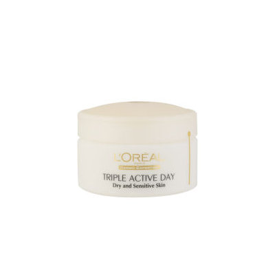 Skinceuticals L'Oreal Triple Active Day Moisturiser Dry And Sensitive Skin 50ml