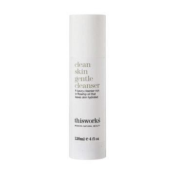 this works Clean Skin Gentle Cleanser (120ml)