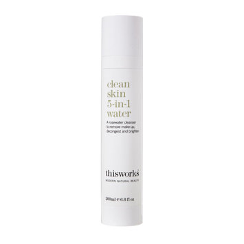 this works Clean Skin 5-in-1 Water (200ml)