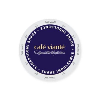 16-Count Cafe Viante® Suave Indulgence Coffee for Single Serve Coffee Makers