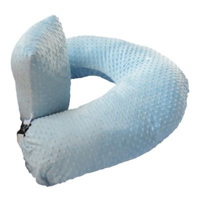 One Z™ Plus Nursing Pillow in Blue