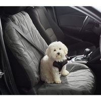 Pawslife™ Quilted Bucket Car Seat Cover in Grey