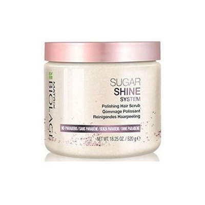 Matrix Biolage Sugar Shine System Polishing Hair Scrub 18.25 oz