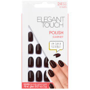 Elegant Touch Polished Nails - Garnet 308