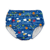 i play.® Size 6M Snap Sea Friends Swim Diaper in Royal Blue