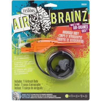 Testors Airbrainz Airbrush Body-Orange