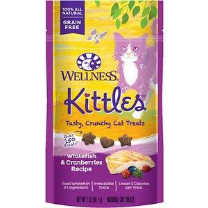 Wellness Kittles™ Whitefish & Cranberries Cat Treats