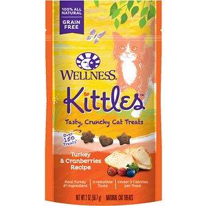 Wellness Kittles™ Turkey & Cranberries Cat Treats