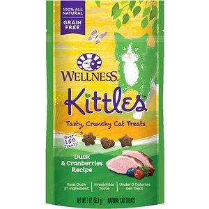 Wellness Kittles™ Duck & Cranberries Cat Treats