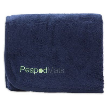 Rgc Redmond PeapodMats Waterproof Bedwetting Mat - Navy