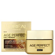 Skinceuticals L'Oreal Paris Age Perfect Cell Renew Advanced Restoring Night Cream 50ml