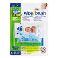 Baby Buddy Wipe-N-Brush in Blue