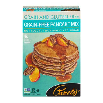 Pamela's Pancake Mix, Grain Free, 12 Oz