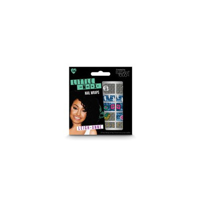 Elegant Touch Little Mix - Leigh-Ann Nail Wraps