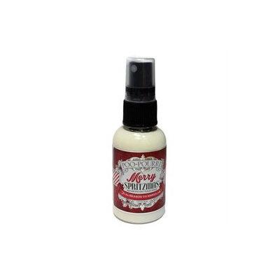 Poo-Pourri Merry Spritzmas Vanilla Peppermint Scent 2 oz