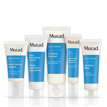 Murad Advanced Breakout Control Regimen 30-Day Kit - 30 Day Supply - Murad Skin Care Products