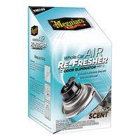 MEGUIARSDIRECT Whole Car Air Re-Fresher (New Car Scent)
